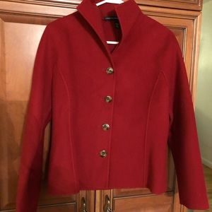 Ellen Tracy Jackets & Coats - NWOT Ellen Tracy women's wool jacket